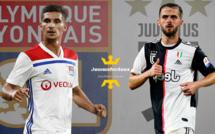 Mercato - OL - Juventus : Aouar et Pjanic, destins croisés ?