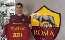 OL - Mercato : Gonalons (AS Rome) de retour en Ligue 1 ?