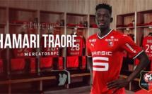 Stade Rennais - Mercato : Hamari Traoré bientôt prolongé ?