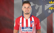 Mercato - Atlético Madrid : Saul Niguez quitte le club !