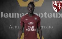FC Metz : gros coup dur pour Kevin N'Doram !