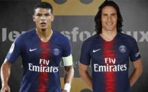 PSG - Mercato : Accord trouvé avec Cavani et Thiago Silva au Paris SG ?