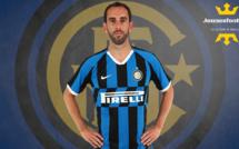 Inter Milan, OL - Mercato : Ciblé par Lyon, Diego Godin a fait son choix !