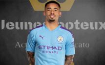 Manchester City - Mercato : 60M€ pour Gabriel Jesus !