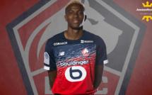 LOSC - Lille : Osimhen remporte le Prix Marc-Vivien Foé du meilleur joueur africain  de Ligue 1