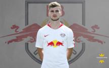 """RB Leipzig - Mercato : Un top transfert à 10M€ pour """"oublier"""" Timo Werner !"""