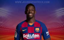 Barça - Mercato : Ousmane Dembélé remballe Manchester United !