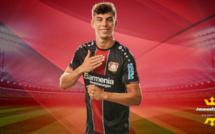 Chelsea - Mercato : Kai Havertz (Leverkusen), ça se précise !
