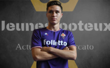 Milan AC - Mercato : Stefano Pioli vise Federico Chiesa (Fiorentina)