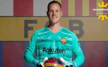 Barça - Mercato : Ter Stegen, pas d'accord salarial pour une prolongation