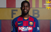 AS Rome - Mercato : Umtiti (Barça) pour remplacer Smalling ?