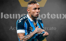 Benfica - Mercato : Accord avec Everton Soares (Grêmio) !