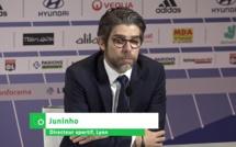 OL - Mercato : plusieurs départs, un effectif réduit, Juninho annonce la couleur