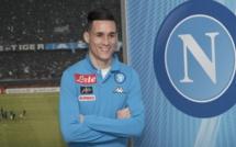 SSC Napoli - Mercato : un attaquant du VfL Wolfsburg pour remplacer Callejón