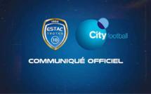 L'ESTAC racheté par City Football Group dont fait partie Manchester City