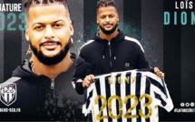 ASSE - Mercato : Diony est officiellement un joueur de Angers SCO