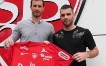 FC Nantes, RC Lens - Mercato : Yoann Court (ex Brest) signe en L2 !