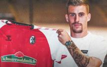 Angers Sco - Mercato : Baptiste Santamaria signe à Fribourg !