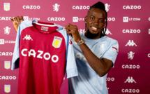 OL - Mercato : Bertrand Traoré officiellement à Aston Villa
