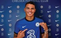 Chelsea : Lampard déjà fan de Thiago Silva (ex PSG)