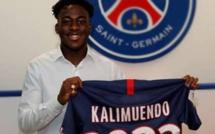 RC Lens : Excellente nouvelle pour Kalimuendo (ex Paris SG) !