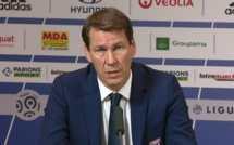 Strasbourg - Lyon : Excellentes nouvelles pour l'OL et Rudi Garcia !