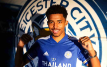 ASSE : Brendan Rodgers (Leicester) voit grand pour Wesley Fofana