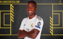Real Madrid : Vinicius Jr clôt la polémique Benzema