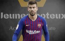 FC Barcelone : Gerard Piqué, terrible nouvelle pour le Barça !