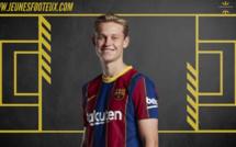 Bayern Münich - Mercato : le FC Barcelone obligé de lâcher Frenkie de Jong ?