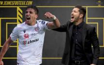 Atlético Madrid - Mercato : Simeone bientôt entraineur de son fils ?