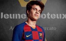 Barça : Koeman enfonce un peu plus Riqui Puig