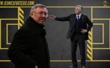 Manchester United : Sir Alex Ferguson voulait Carlo Ancelotti à sa succession !