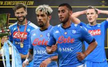Naples - Mercato : Llorente, Milik, Ghoulam et Malcuit vers la sortie !