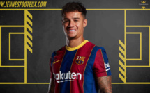 FC Barcelone : Philippe Coutinho gravement blessé ?