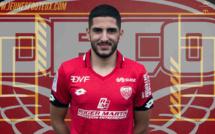 Dijon FCO : Yassine Benzia, la bonne nouvelle !
