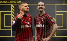 Série A / Milan AC - Juventus : Ibrahimovic et Rebic absents, l'attaque décimée