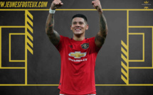 Premier League / Manchester United : Marcos Rojo d'accord avec Boca Juniors ?