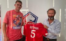 LOSC - Mercato : Sven Botman reste à Lille, Liverpool verra pour cet été !