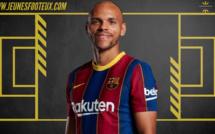 FC Barcelone / Liga : Martin Braithwaite au Barça pour longtemps ?
