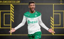 ASSE / Ligue 1 : Denis Bouanga forfait pour RC Strasbourg - Saint-Etienne !