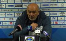 Bruno Luzi, entraîneur du FC Chambly