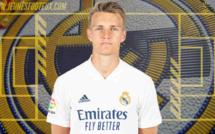 Réal Madrid - Mercato: Odegaard veut un nouveau prêt