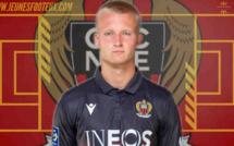 OGC Nice - Mercato : Kasper Dolberg convoité par le RB Leipzig