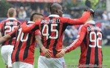 Milan 2-0 Palerme. 17.03.12