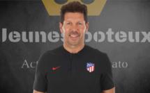 Atlético de Madrid : Simeone bientôt prolongé