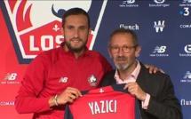 LOSC - Ligue 1 : Yusuf Yazici élu meilleur joueur du mois de décembre !