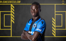 AS Monaco - Mercato : Krépin Diatta (FC Bruges) a signé (officiel)
