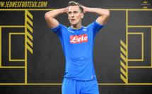 OM - Mercato : Milik à l'Olympique de Marseille (officiel)