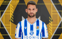Real Sociedad : Willian José rejoint Wolverhampton